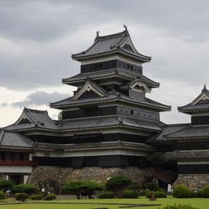 長野2日目松本市:松本城。。