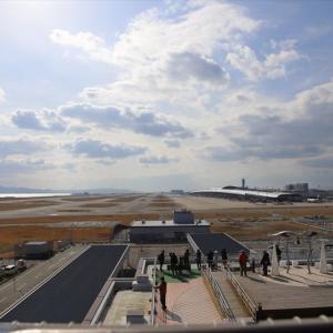 関西国際空港展望ホール。。