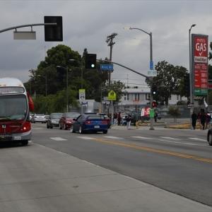 アメリカ1日目ロサンゼルス~サンタモニカ、ビバリーヒルズ、ロデオ・ドライブ。。