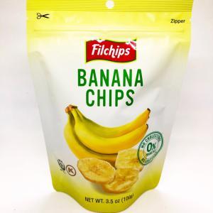 フィルチップスのバナナチップス