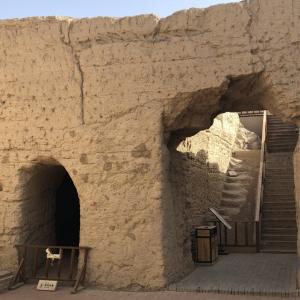 砂漠のオアシス・トルファンの古代遺跡郡 〜シルクロード 個人旅行④