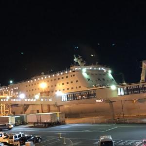 太平洋フェリー「いしかり」特等洋室乗船体験記・フェリーとクルーズ船はどう違う?