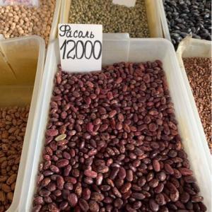 小豆が無いウズベキスタンでアンパンを作る