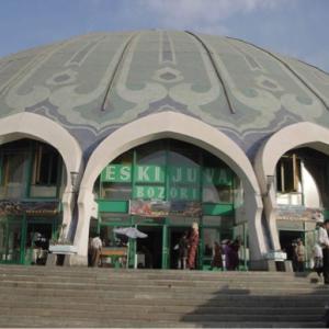 17年前のウズベキスタン