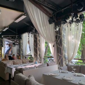 LaTerrasse Lounge&Restaurant にて送別会