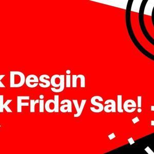 Peak Desgin 年に1度の大セール「Black Friday」