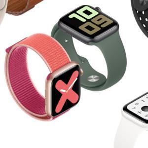 Apple Watch 5 でアルミモデルを選ぶ理由と心配な点