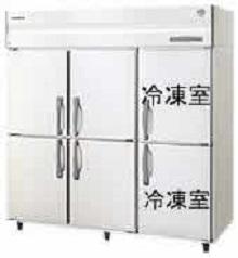 社員食堂様への大型冷凍冷蔵庫