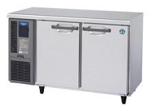ホルモン鉄板焼様への台下冷凍庫