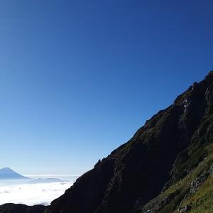 【登山】北岳(3,193m)