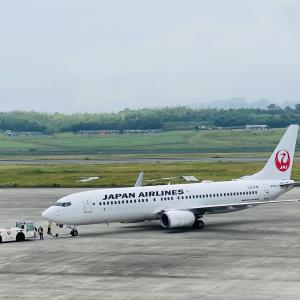 讃岐うどんと高松空港のショートプッシュバック