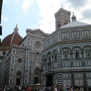 【イタリア旅行記②】フィレンツェの市内観光
