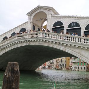 【イタリア旅行記④】ヴェネツィア市内観光