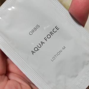 40代敏感肌の優しい定番スキンケア【ORBIS(オルビス)】アクアフォース