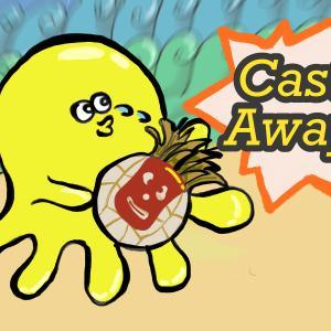 【アマプラ映画】「Cast Away」観賞レビュー バレーボールを見るとニヤつく人生になってしまった