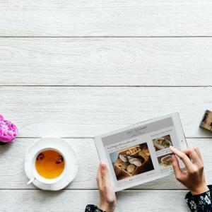 ◎ブログ記事をおしゃれかわいい雰囲気にしたい方へ♪背景画像ありの囲み枠の作り方アメブロ編