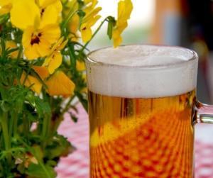ジョギングでビールは大敵