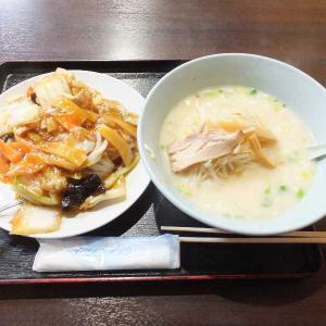 ラーメンセット税込み550円(一龍太田店)