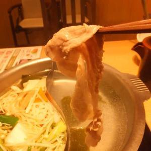 シニア割引 豚しゃぶランチ(しゃぶ菜イオン太田店)