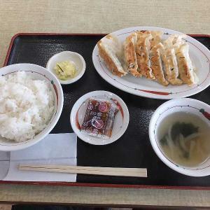 W餃子定食(福よしビバホーム館林店)