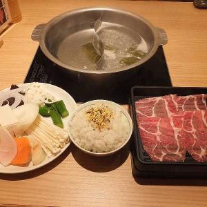しゃぶしゃぶランチ(しゃぶ菜イオン太田店)
