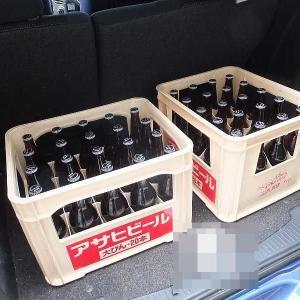 ビールの買い出し(やまや太田高林店)