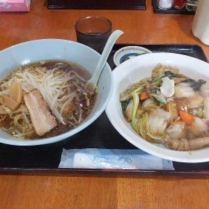 安くてお腹いっぱいラーメンセット(太田一龍)