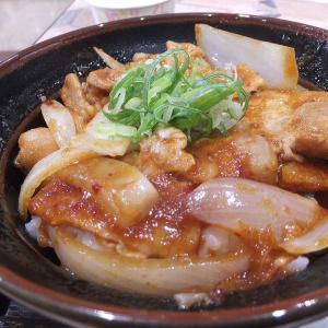 みそ豚丼を食べた(とん一イオン太田店)