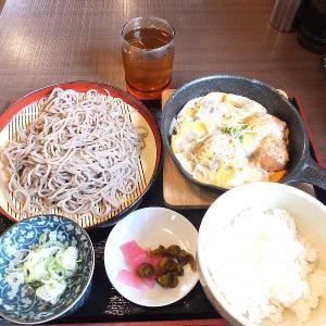 かつ鍋セット(そば忠50号店)