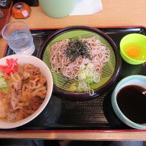 選べるスタミナパンチ丼セット💪(山田うどん食堂)