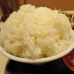 ご飯大盛りホルモン炒め定食(麺八アピタ足利店)