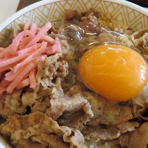 牛丼・とん汁モーニング🌄🍲(すき家354号邑楽店)