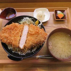 城町食堂の香味ソースカツ丼(館林市)