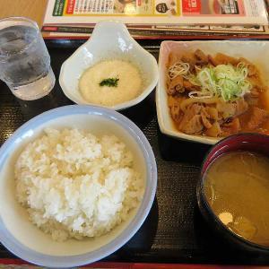 山田のパンチ定食(太田50号バイパス店)