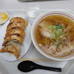 佐野ラーメンと手作りジャンボ餃子(麺屋まさと)