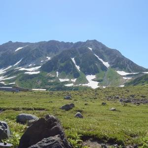 立山へ登山 (室堂~雄山~大汝山) 雷鳥さんにも逢えました。