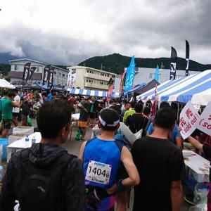 富士登山競争 五合目コース