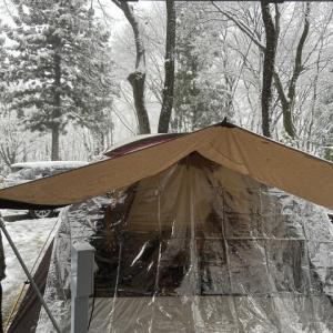 【No14】名残雪キャンプの思い出