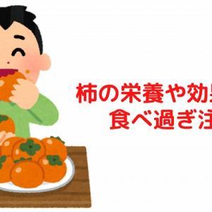 柿の栄養成分や効果効能 食べ過ぎには注意。干し柿になるとカロリーが上がる!?