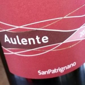 Aulente(アウレンテ)という赤ワインを買ってみた 感想とレビュー