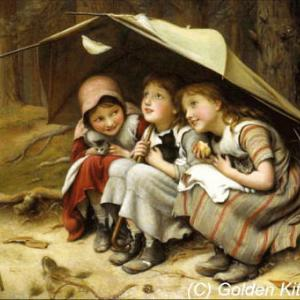 【GK】Three Little Kittens・16枚目完成