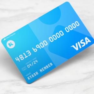 クレジットカードのみ・便利なKyashで還元率アップ<No.56>