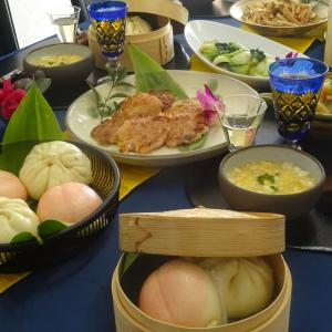 1月のレッスン中華料理 Part3♪