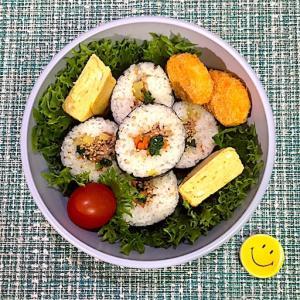【簡単レシピつき】節分は韓国風海苔巻きキンパで!丸弁タッパー弁当