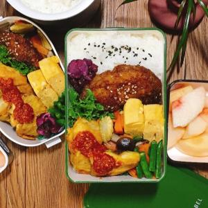 鯖のカレーピカタ弁当【Kit Oisix】