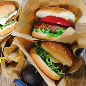 お弁当にハンバーガー【作り方と詰め方メモ】