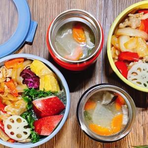 悩み!サンタ信じるフリをする高校生&ゴロゴロ野菜の豚汁弁当