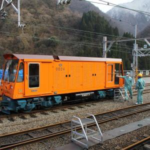 黒部峡谷鉄道運転体験(3)