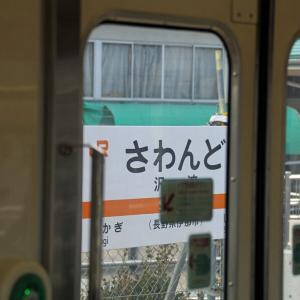 40年ぶりの飯田線(15)