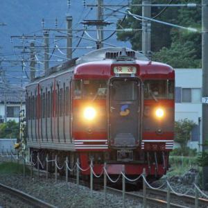 ようやくの富山来訪・まずは信州(2)